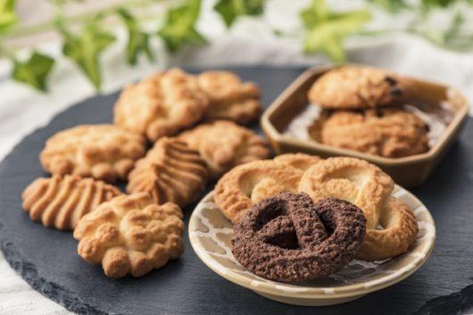 クッキー盛り合わせ