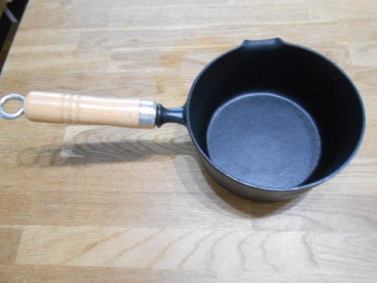 南部鉄器 揚げ物鍋