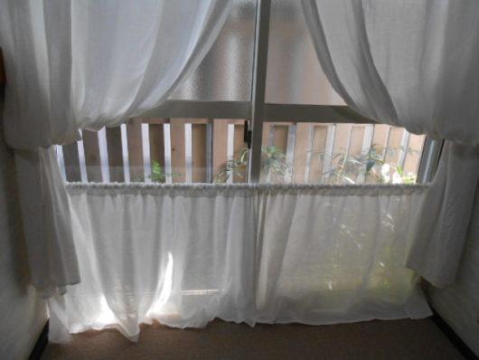 窓からの冷気対策