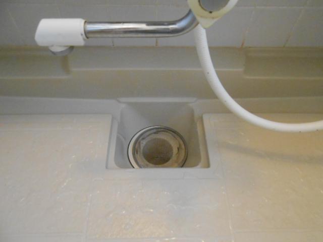 お風呂排水溝