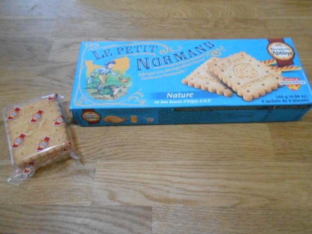アベイ ノルマンディ バタークッキー