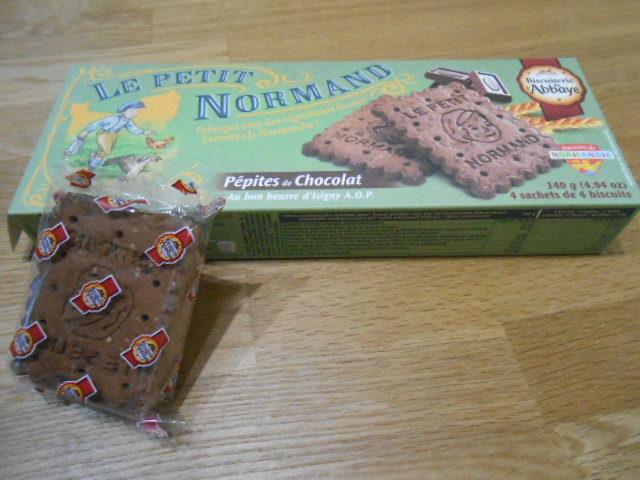 アベイ ノルマンディ チョコチップクッキー