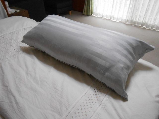 座布団カバーで抱き枕