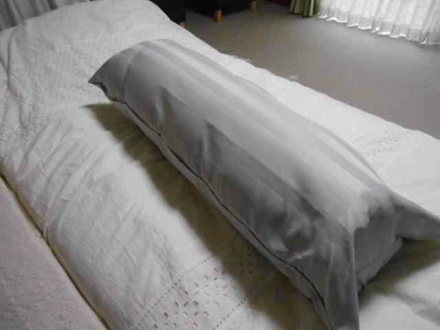 掛け布団で抱き枕