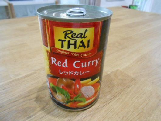 タイカレー缶