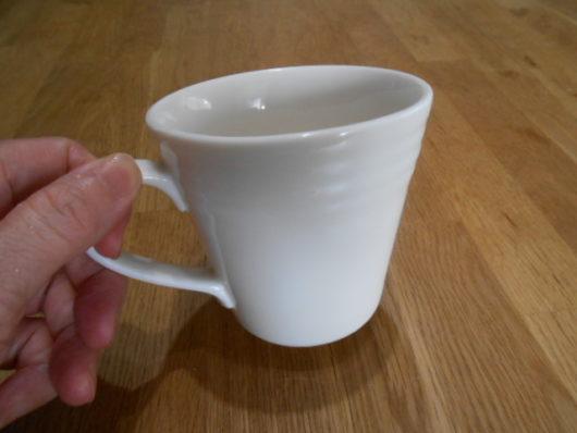 森修焼 ナチュラルマグカップ