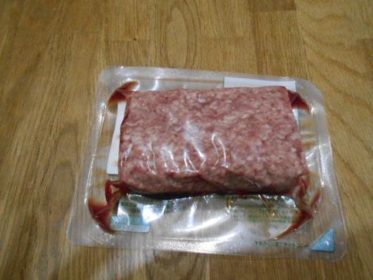 牛豚合いびき肉